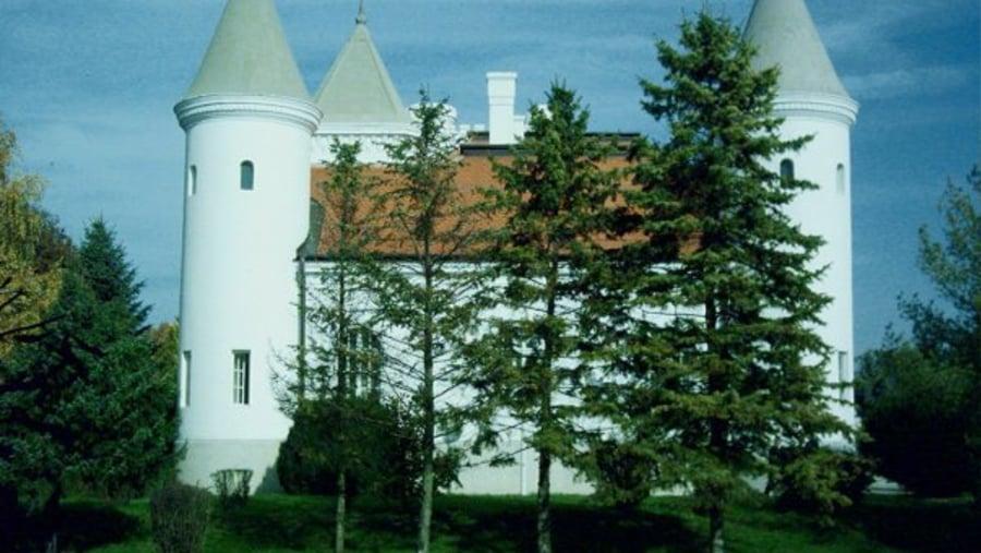 castle Dundjerski in Vojvodina