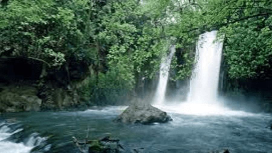 Banias Water Falls