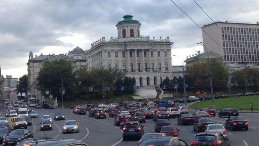 Pashkov House © Inna Goudkova