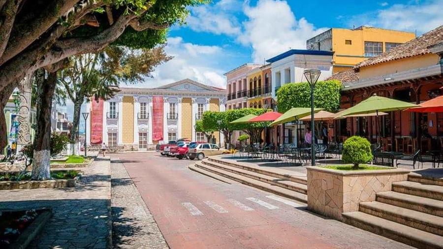 Centro de la ciudad