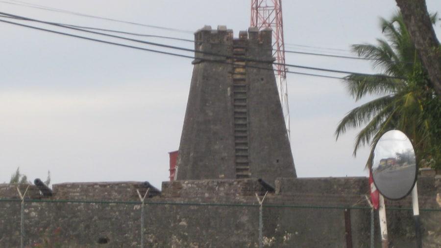 St. Anne's Fort, Garrison