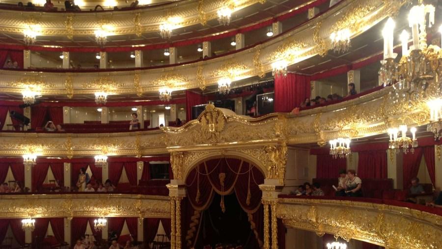 Bolshoi Theatre © Inna Goudkova