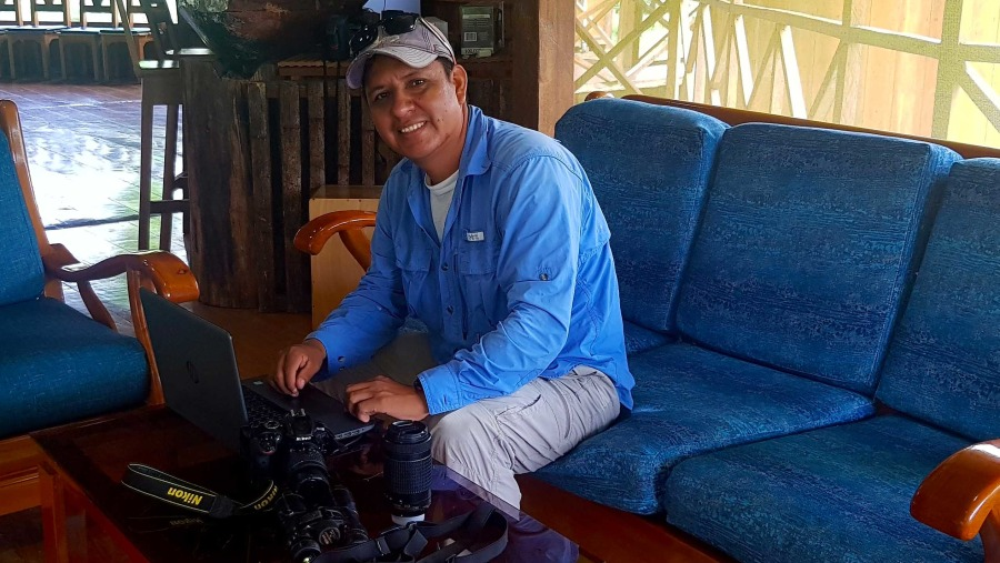 Ready to Offer my experience and my skills in the Peruvian Amazon.