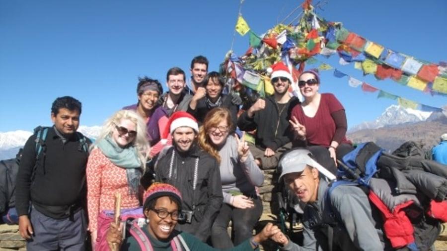 Gurung top group snaps