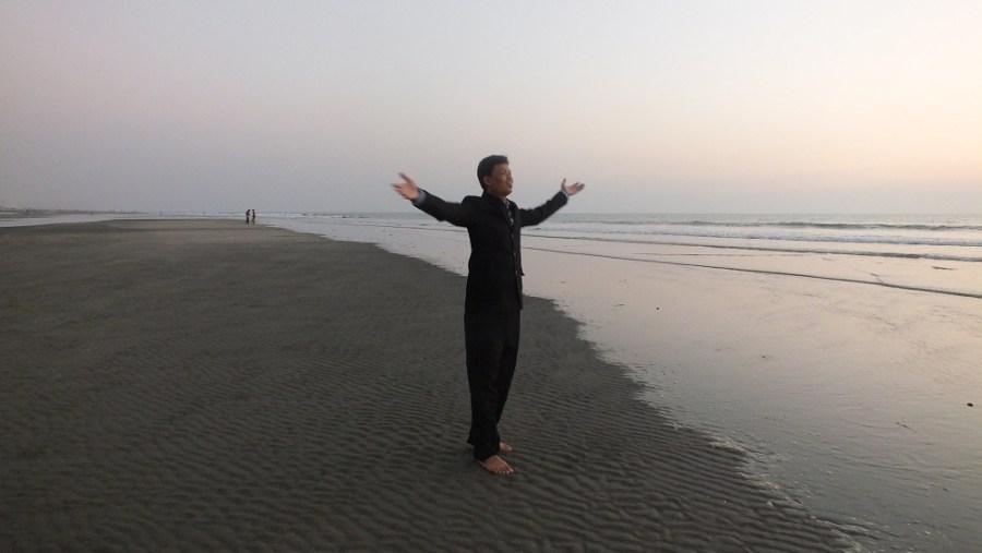 World longest Sea Beach