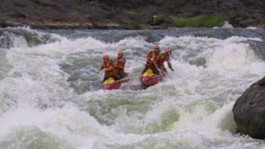 Zambesi River Rafting