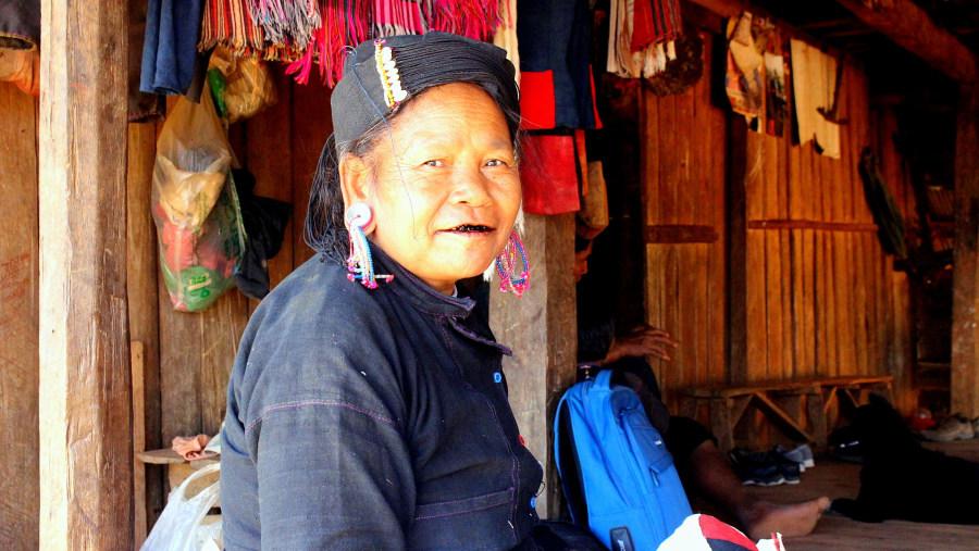 Ann tribe woman
