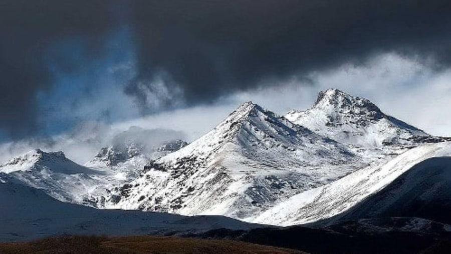 Mount Aragats