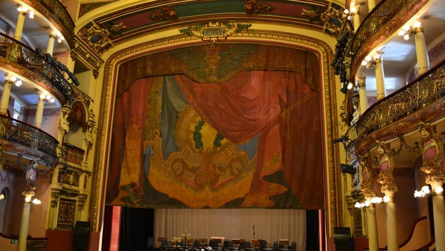 manaus theatre