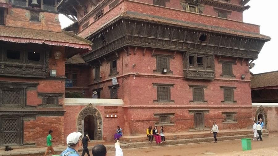 Kathmandu visit