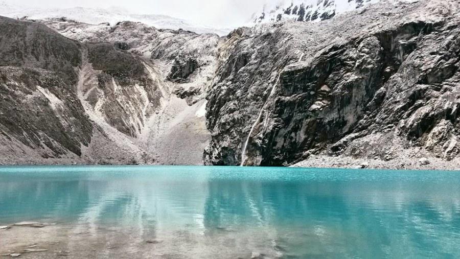Laguna 69, Cordillera Blanca