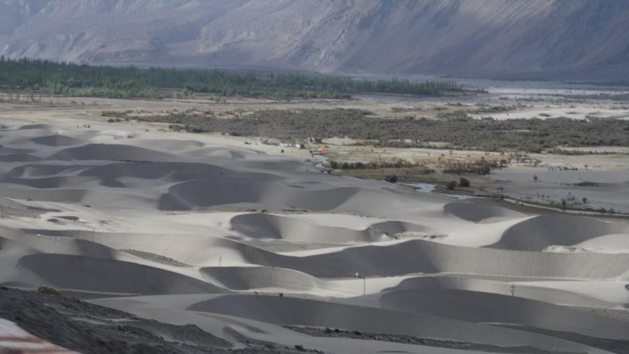 Sand Dunes, Hunder, Nubra Valley