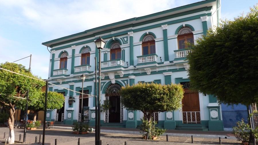 House on la Calzada street