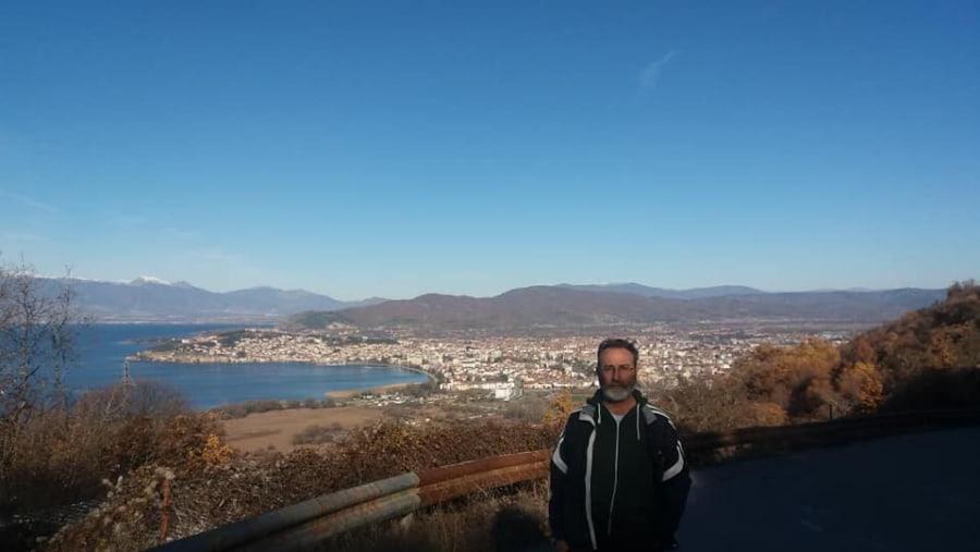 National Park Galicica