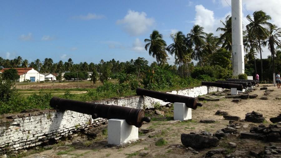 Tamandaré - Forte de Santo Inácio