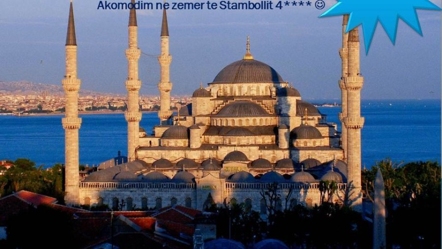 Istanbul with us