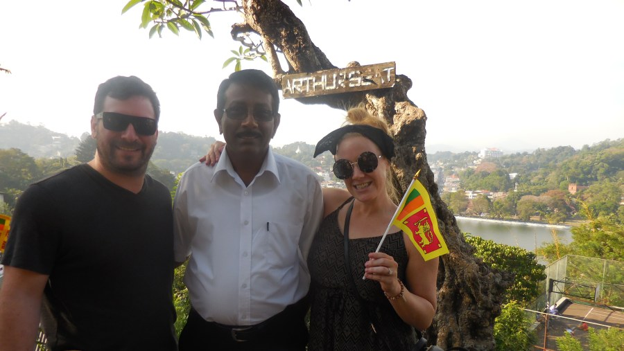 Beautiful journey in Sri Lanka