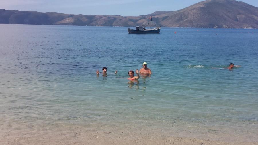Radhime beach