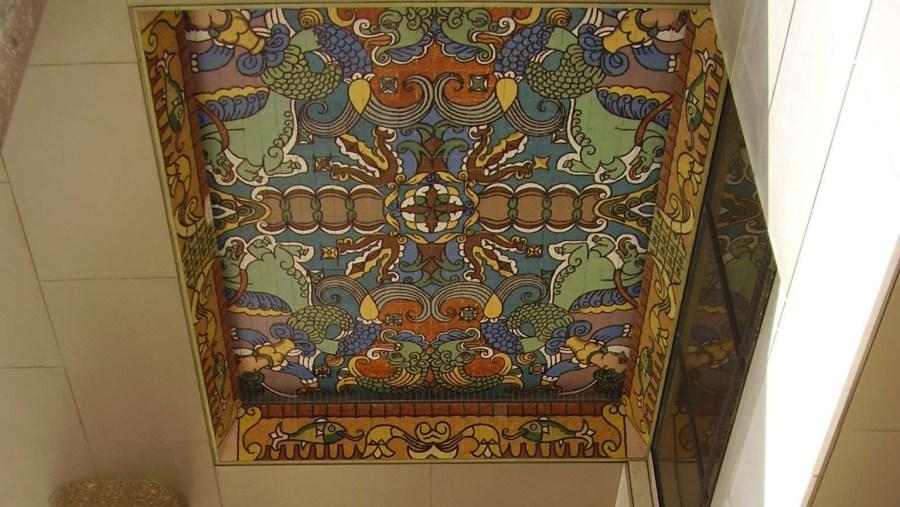 early 20th century mosaics