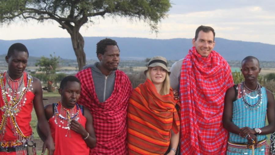 cultural experience in maasai mara