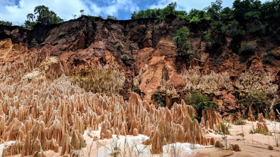 Antsiranana and Red Tsingy Tour