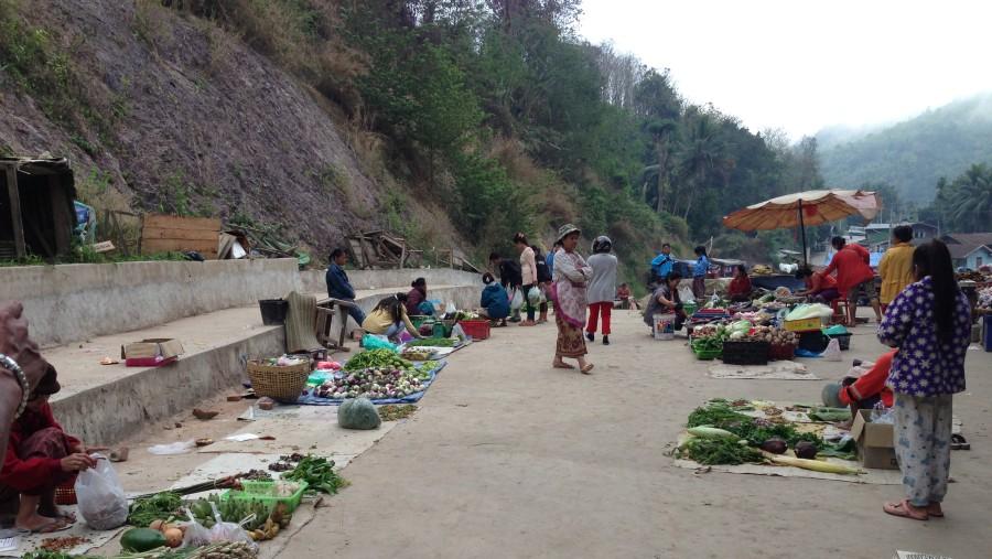 Mornig market