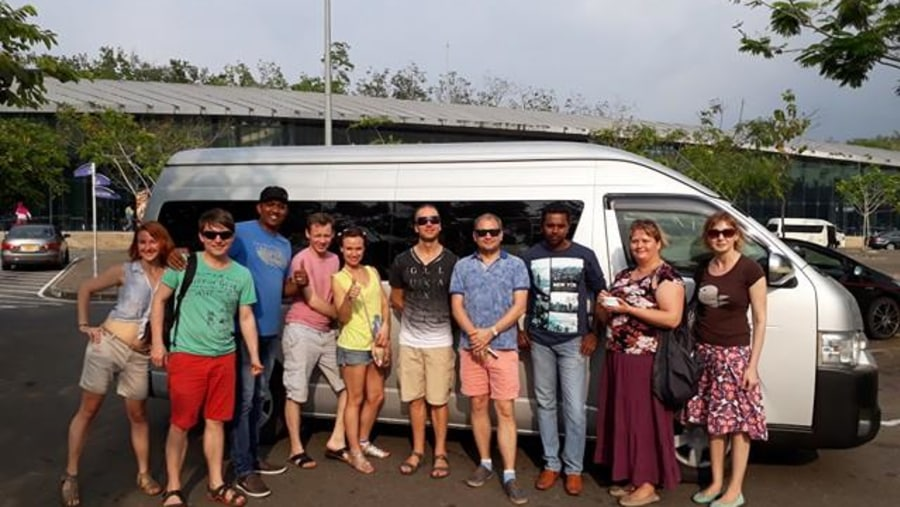 round tour with estonia group