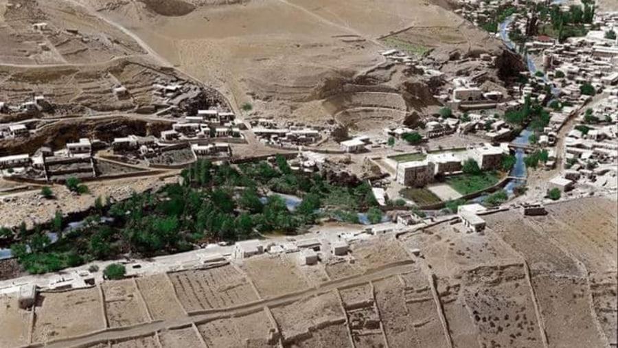 Amman 1900