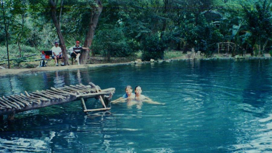 sulfurous pool