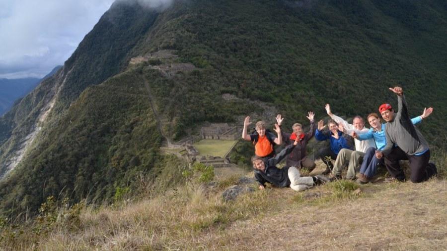 Choquequirao to Machu Picchu - yarikdelcusco