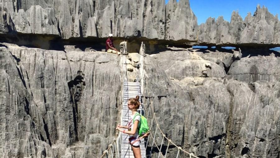 Travel to Madagascar