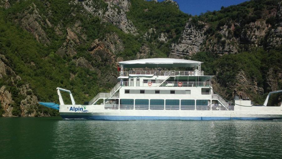 Kruja & Komani Lake Tour