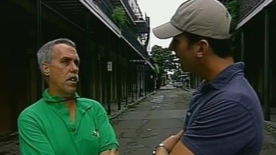 Randy with Bill Weir, ABCtv, DATELINE, 2008