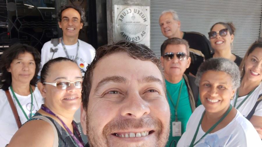 Grupo especial de Guias de Turismo