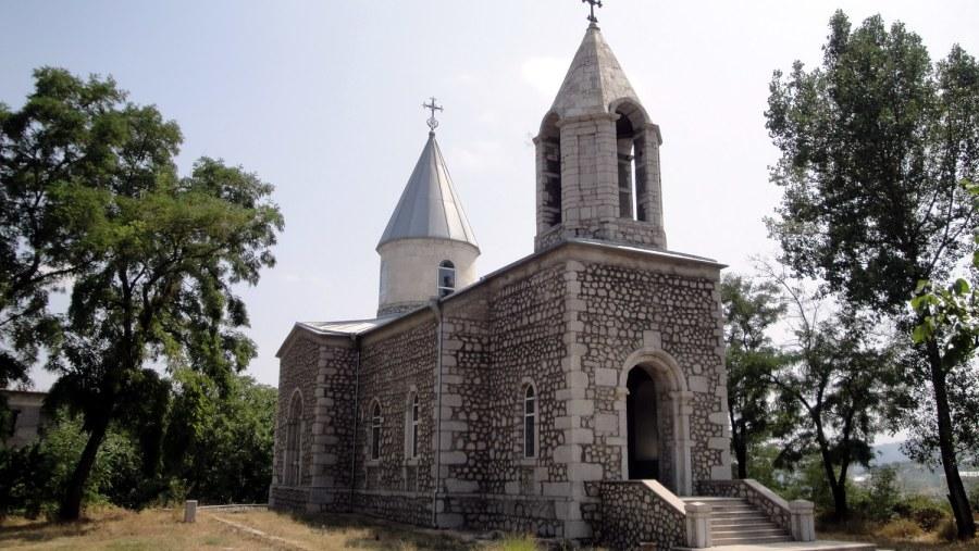 Kanach zham (Green chapel)
