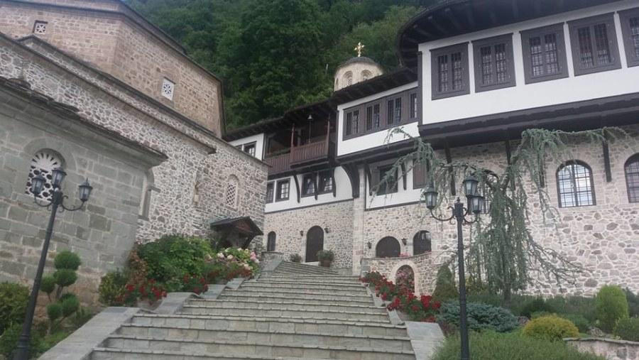 Bigorski Monastery
