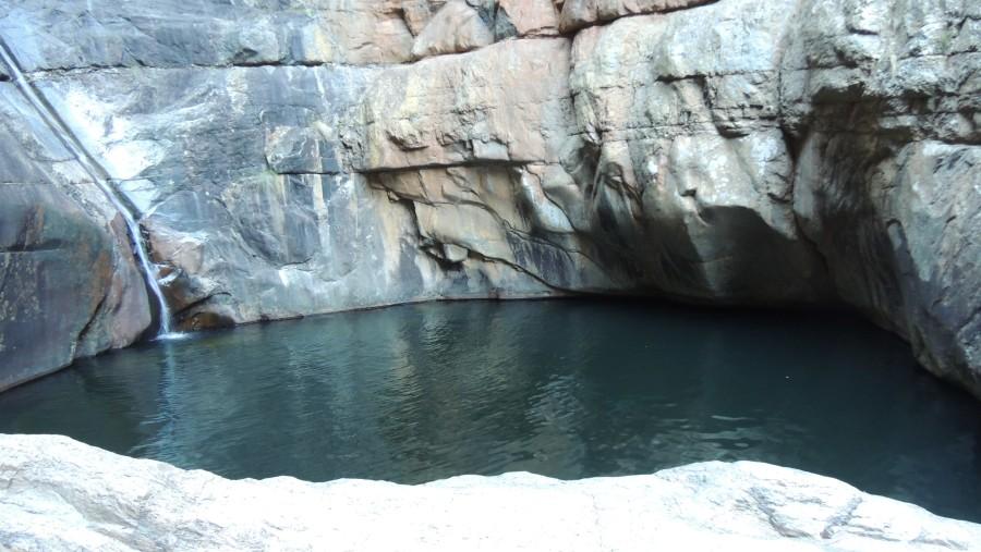 Meiringspoort Waterfalls