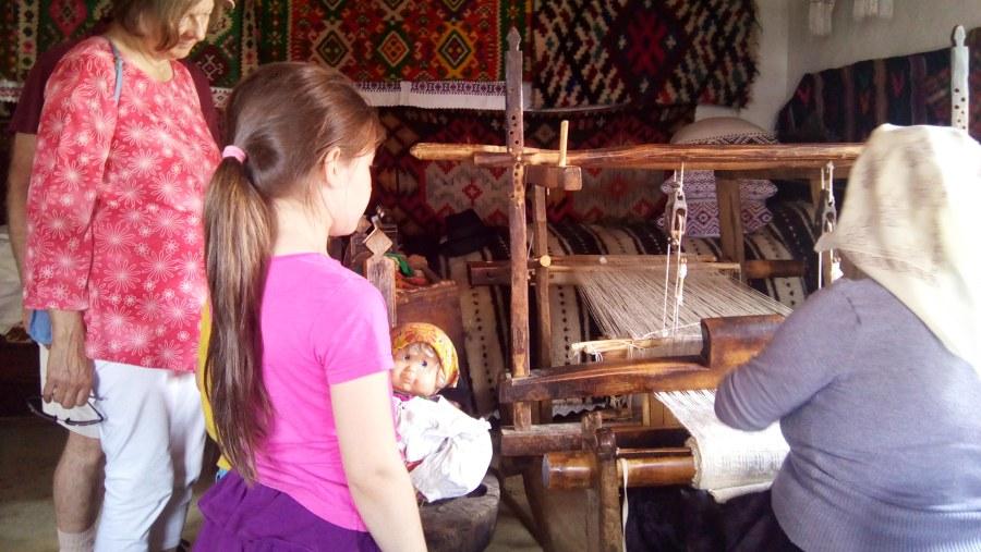 traditional customs village