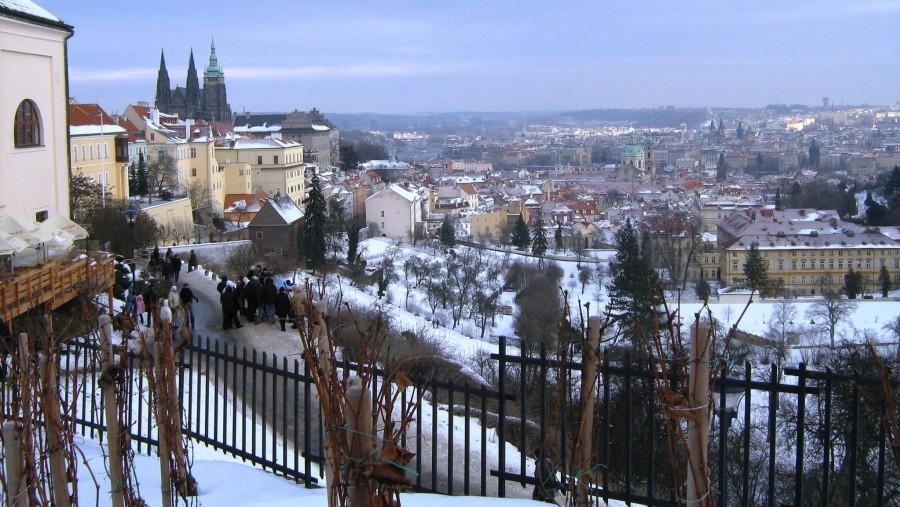 Prague, Hradcani