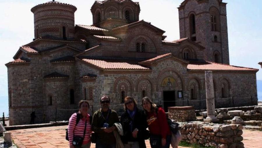 St. Kliment of Ohrid and St. Panteleimon Church, Plaosnik, Ohrid