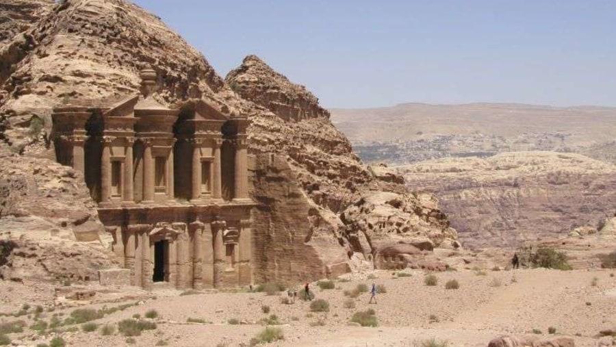 Al Deir - The Monastery