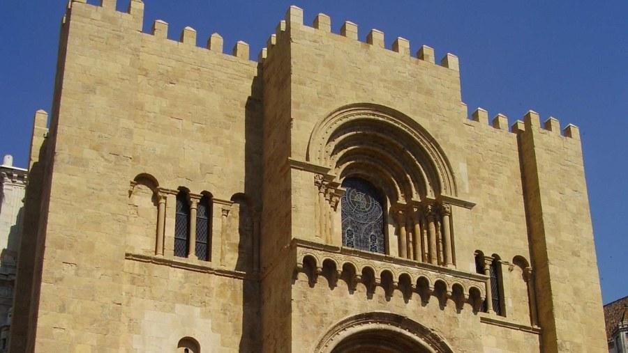 Old cathedral, Sé de Coimbra