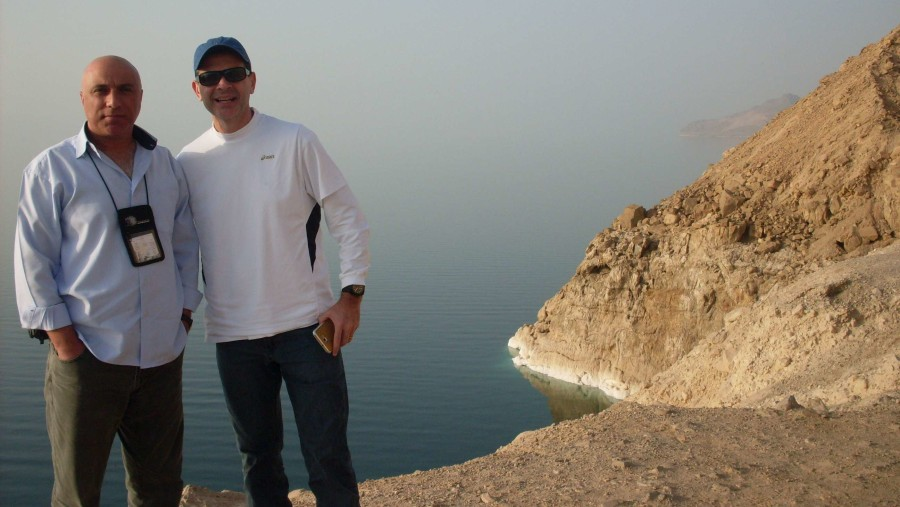 Dead Sea , Jordan