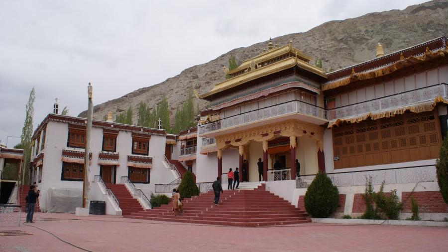 Samstanling Monastery, Sumur, Nubra Valley