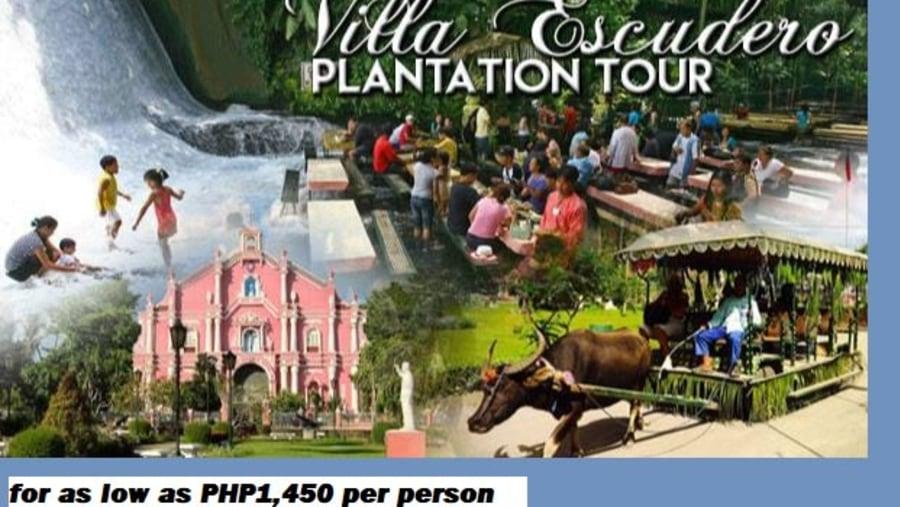 Villa Escudero Plantation Tour