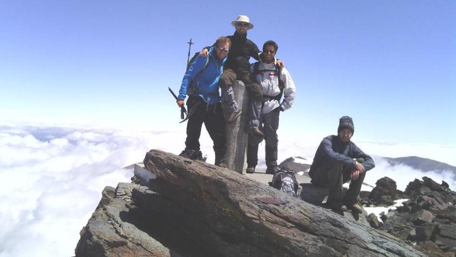 Summit in Summer