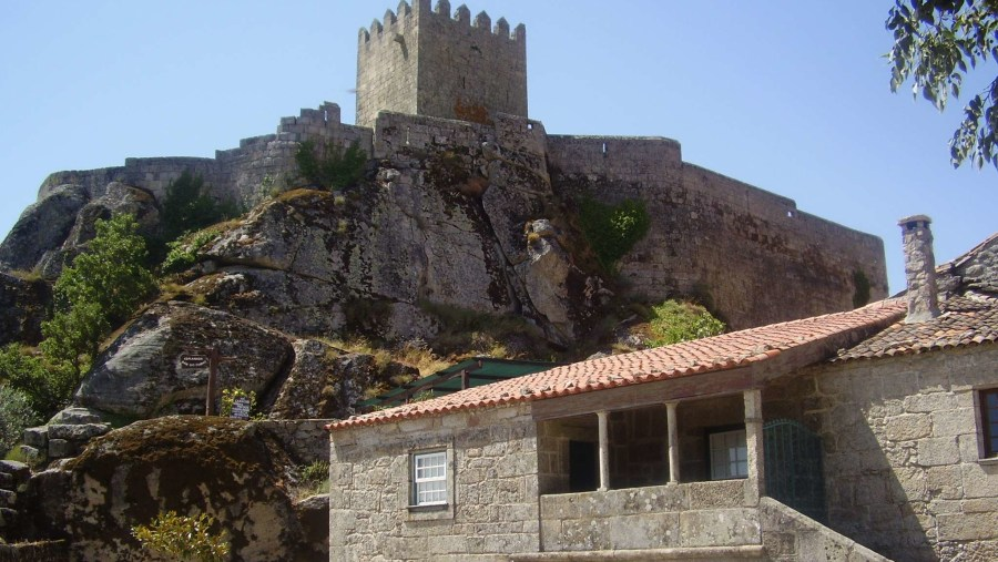 Historical village Sortelha