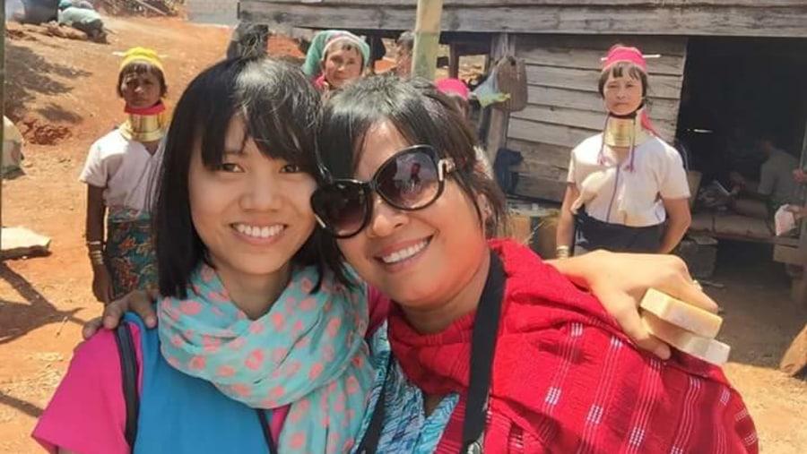 Trip to Kayar state in Myanmar
