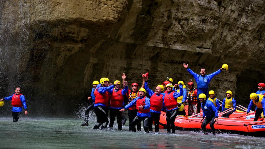 rafting,osumi canyon,river,hiking