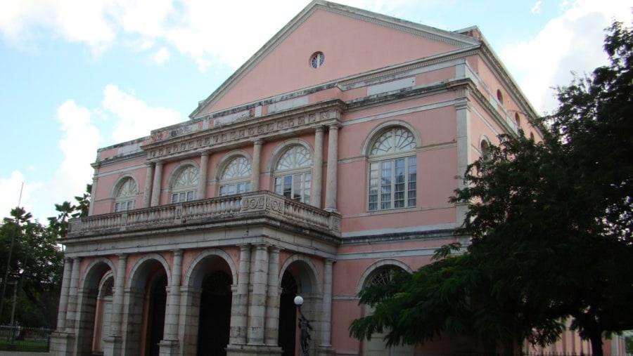 Praça da República (Teatro Santa Izabel) - St Izabel Theatre